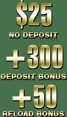 Online Gambling No Deposit Required